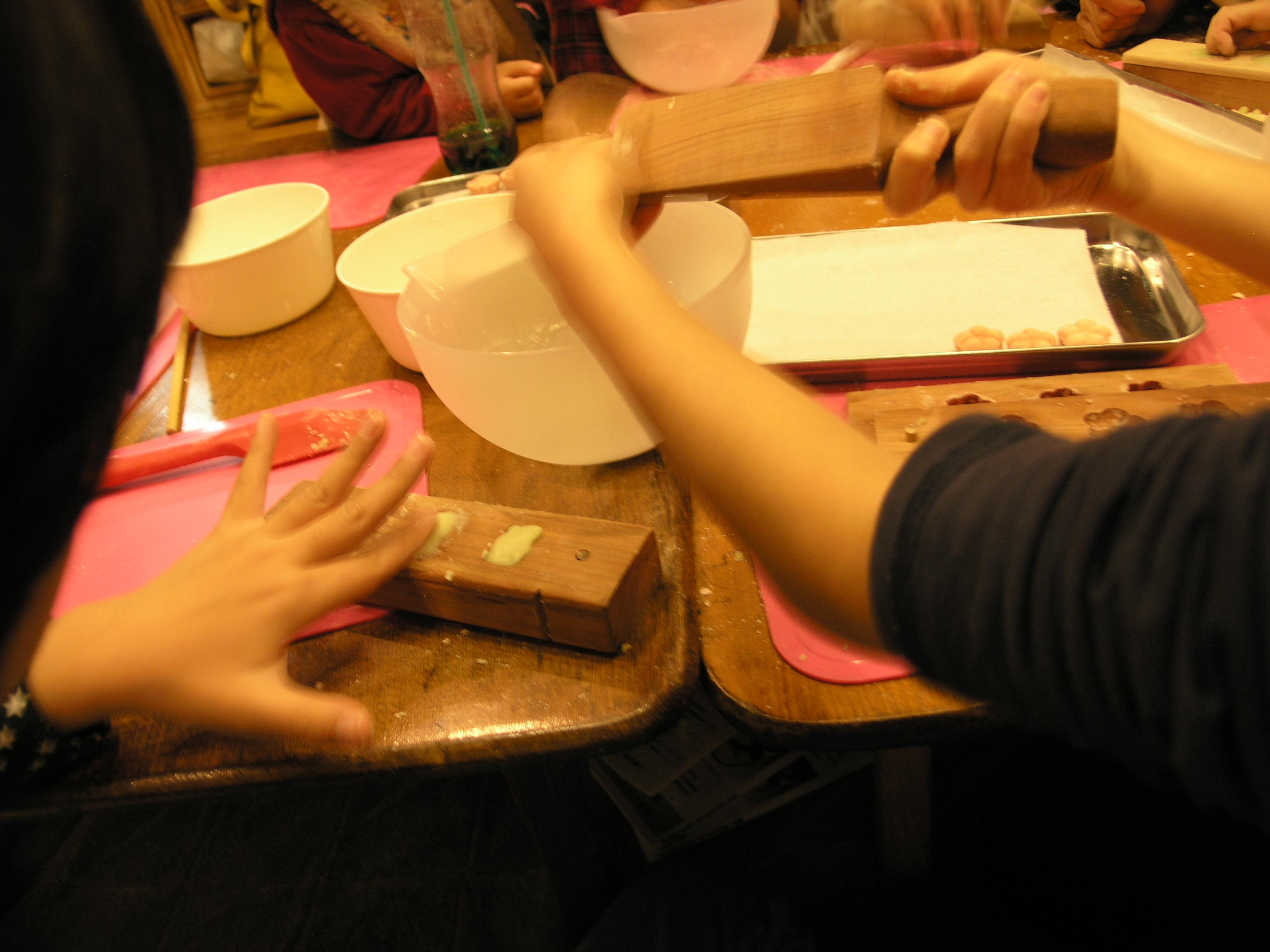朝日新聞折込フリーペーパーの取材『未来のママのための食卓の食育教室』