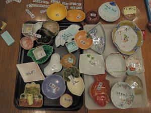 和食器の形・文様を学ぶ!小学生の食育、そして大学芋作り