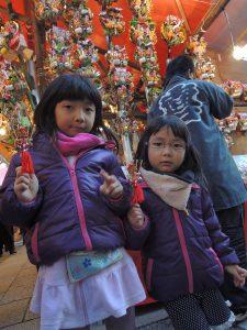 小学校展覧会の頃の幼稚園児のための和風弁当