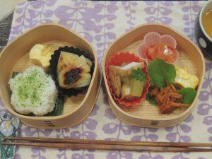 『春の和風仕立て・お弁当料理教室』開催しました!