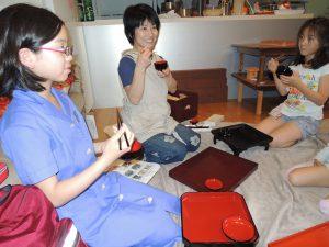 『日本人はなぜお箸で食べる?』の食育クラス