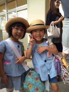 アラフォーママの子育て日記・次女幼稚園のお泊り保育に行く!