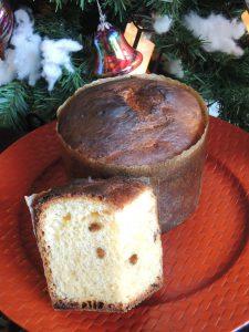 アラフォーママの子育て日記・娘のためにクリスマスのパネトーネを作る!のお話