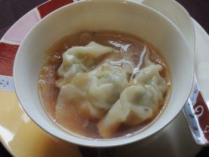 冬休み子供料理教室は中国の正月料理・水餃子♪