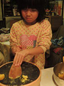 アラフィフママの子育て日記・娘と一緒におせち作り