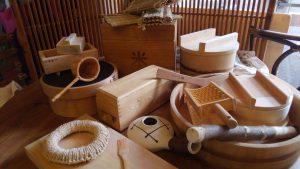 六月の小学生の食育・二回目は日本の台所道具と水ようかん♪