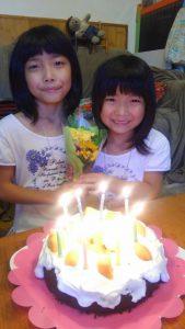 9歳・誕生日の頃の小学生のための学童弁当