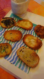夏休み7月の子供料理教室①ラスク開催しました♪