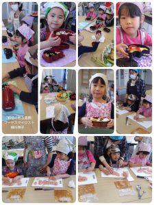 3月キッズ&ママの食卓育お弁当教室♪開催しました!