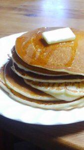 9月の世界の子供料理教室は『アメリカ・アメリカンパンケーキ』〔東京・世田谷〕